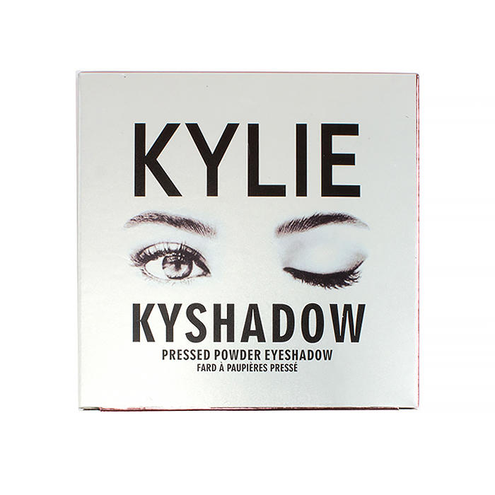 Палетка теней kylie kyshadow the bronze palette