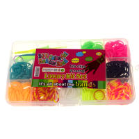 Набор для плетения  «Rainbow Loom Bands»